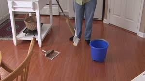 How To Clean Hardwood Laminate Flooring Deep Cleaning Hardwood Floors To Get Shiny And Clean Floor Homesfeed