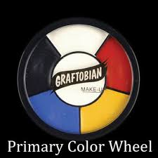 graftobian grease paint color wheels cfx
