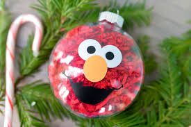 diy sesame ornaments hey let s make stuff