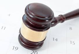 what to do if you missed a court date or have a bench warrant