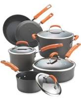 Cuisinart Dishwasher Safe Anodized Cookware Huge Deal On As Is Rachael Ray 11 Piece Hard Anodized Dishwasher