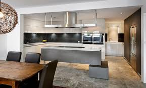 floating kitchen island how black marble can make your home more glamorous