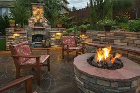 Backyard Pit Backyard Fire Pits The Home Monthly