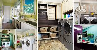 How To Decorate Your Laundry Room 50 Best Laundry Room Design Ideas For 2018