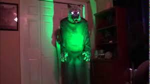convulsing nurse spirit halloween werewolf halloween prop 2013 youtube