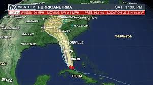 Weather Map Florida by Get Out U0027 The Florida Keys Are Not Safe Weather Service Pleads