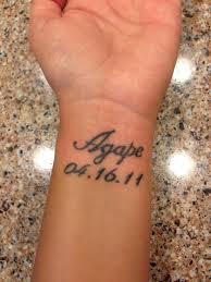 meaningful wedding wrist tattoo my style pinterest wrist