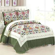 Light Blue And White Comforter Blue Brown Quilt Bedding Light Blue And Brown Bedding Bliss Garden