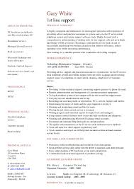 Bar Resume Examples by Cv Resume Samples