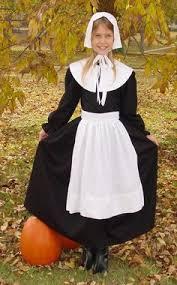 pilgrim s costume authentic pilgrim costume s size 7