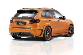 porsche lumma lumma design to tune up 2013 porsche cayenne hybrid