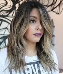 textured shoulder length hair 80 cute layered hairstyles and cuts for long hair in 2018