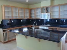 Kitchen Tile Backsplash Ideas With Granite Countertops Granite Countertop Shaker Kitchen Cabinets Online Ecomax