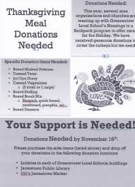 thanksgiving assistance forms u0026 files downloads