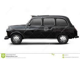 old lexus black english old taxi black cab on white stock photo image 62206475