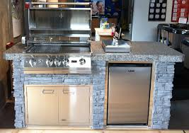 prefab outdoor kitchen island kitchen ideas lowes kitchen island modular outdoor kitchens