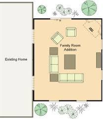 home addition plans family room addition floor plans donatz info