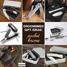 groomsmen knives pocket knives make wonderful groomsmen gifts