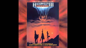 halloween iii season of the witch ost first chase youtube