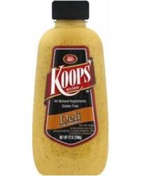 koops mustard shopping deals on koops mustard deli spicy brown 12 oz
