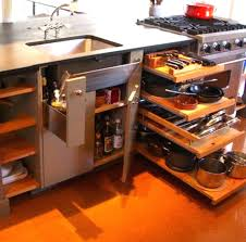 Varnish Kitchen Cabinets Kitchen Appliance Garage Appliance Garage Is Good For Your Career