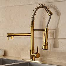 Stainless Steel Kitchen Faucets Sinks Faucets Venezuela Gold Finish Stainless Steel Pulldown