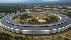 apple park june 2017 spaceship in 4k youtube