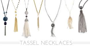 long tassel necklace images Get the look tassel necklaces star crossed smile png