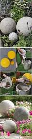 20 concrete diy projects to beautify your garden hative