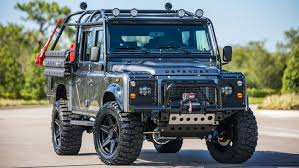 land rover defender off road modifications east coast defender u0027s project viper gives a land rover model more