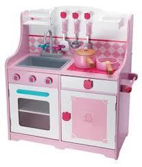 cuisine en bois pour fille mini cuisine en bois