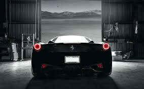 Ferrari 458 Blacked Out - ferrari 458 pictures images