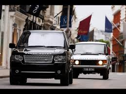 black range rover wallpaper 2010 land rover range rover autobiography black classic front 2