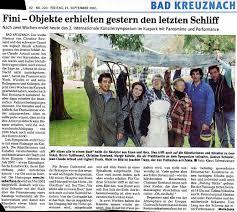 Bad Kreuznach News Im Ueberfluss Artikel In Der Presse