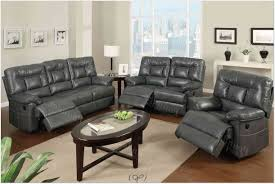 Rustic Leather Living Room Furniture Interior Leather Reclining Sofa Leather Reclining Sofa Farmhouse