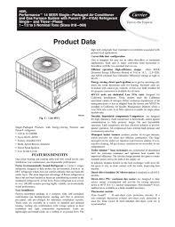 48vl performance 14 carrier commercial pdf catalogue