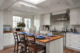 Kitchen Settings Design by Brilliant Kitchens 2015 With White Cabinets Design Trends Color