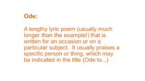Halloween Acrostic Poem Examples Types Of Poetry Ppt Video Online Download