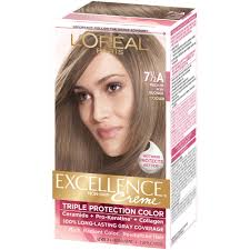 l u0027oreal paris excellence creme hair color 6cb light chestnut