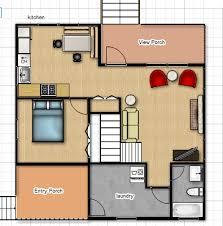 floor layout designer of 2d floor layout in interior design