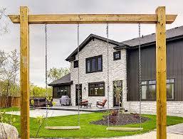 Backyard Swing Set Ideas by Top 25 Best Yard Swing Ideas On Pinterest Garden Swing Seat