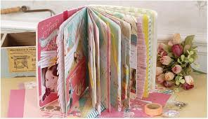 diy scrapbook album complete scrapbook kit gift set creative scrapbooking diy photo