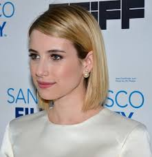 it is a very modern stylish and low maintenance haircut and