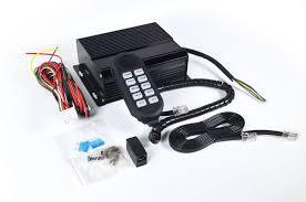 100 watt yelp police and emergency vehicle siren wiring and