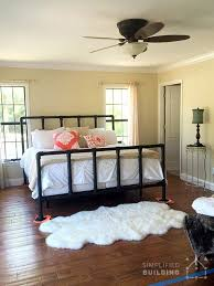 best 25 industrial bed frame ideas on pinterest industrial bed