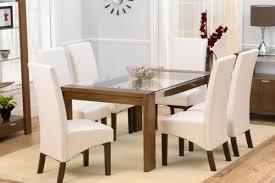 Walnut Dining Room Set Kitchen Chairs Set Of 6 Kutskokitchen
