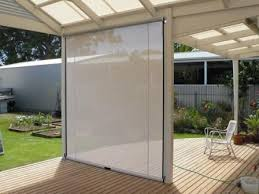 Fabric Awnings Brisbane Ziptrak Ziptrak Blinds Ozrite Awnings U0026 Outdoor Blinds