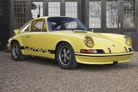 yellow porsche 911 porsche 911 rs lightweight