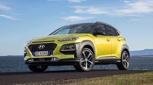 2018 hyundai kona review first australian drive chasing cars