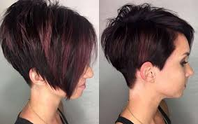 2017 short hairstyles black fashion and women